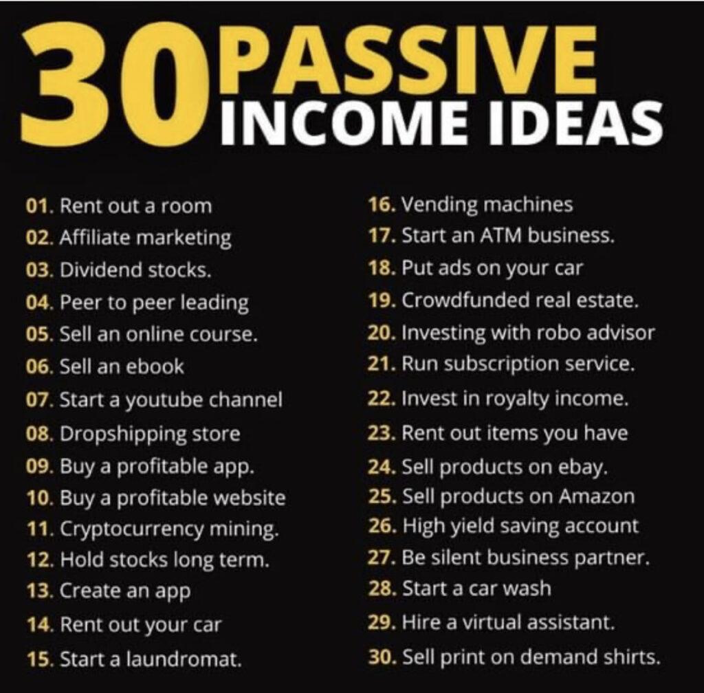 One Click Advisor Passive Income